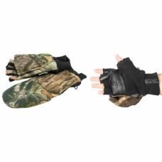 Рукавицы-перчатки Tagrider 0822 с обрезанными пальцами КМФ