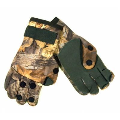 Перчатки Tagrider 091-2 неопреновые 3 откидных пальца