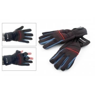 Перчатки Tagrider 2102-4 неопреновые 3 откидных пальца
