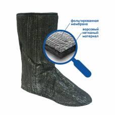 Сапоги зимние ПластТрейд Козырь с манжетой