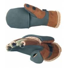 Перчатки-варежки ветрозащитные Norfin Aurora