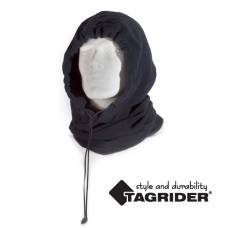 Шапка-капор Tagrider Northern Angler флис черная