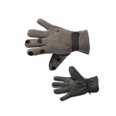Перчатки Tagrider 095-7 неопреновые флис 3 откидных пальца